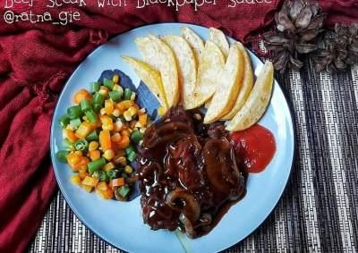 Resep: Variasi Steak Daging Lezat Ala Rumahan