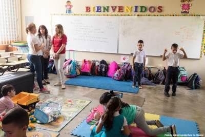 Bagaimana Anak Agar Tidak Panik dan Mudah Mengikuti Instruksi Saat Gempa dan Tsunami