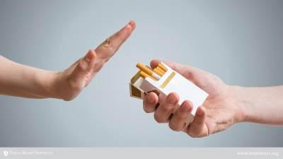 1. Merokok