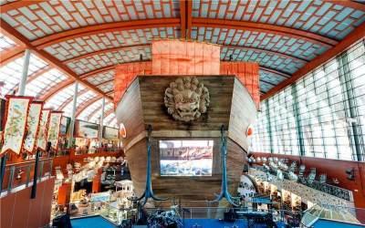 Liburan Ke Maritime Experential Museum Singapore Sentosa, Tujuan Wisata Edukasi Anak