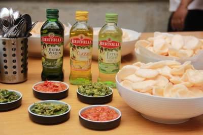 [EVENT] Olive Oil Bikin Gorengan Lebih Renyah dan Lezat