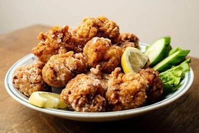 Ayam Karaage