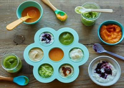 Kentang atau Beras, Ya? Ini Deretan Bahan Makanan Bayi 8 Bulan untuk Menambah Berat Badan
