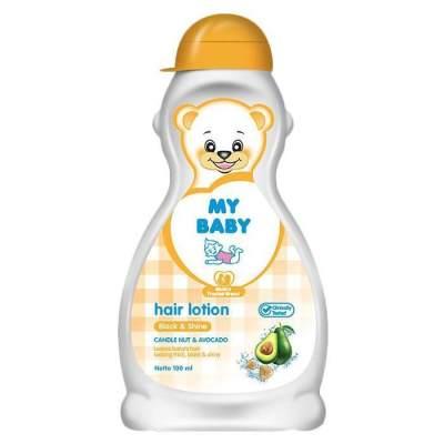Minyak Rambut Bayi My Baby