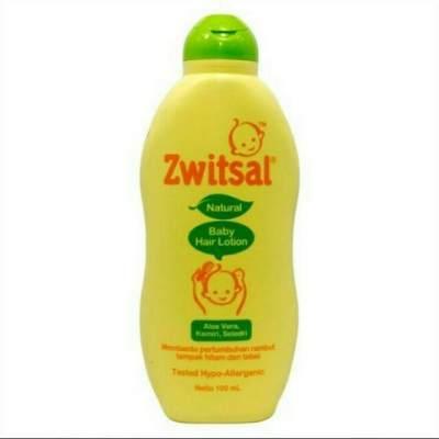 Minyak Rambut Bayi Zwitsal