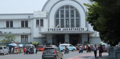 Stasiun Kereta Terbesar Di Asean