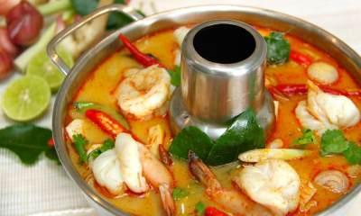 Resep Tom Yam Thailand Asli