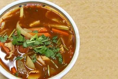 Resep Tom Yam Sayur
