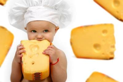 Jangan Asal Ya, Moms! Inilah Waktu Yang Tepat Memberikan Keju Untuk Bayi!