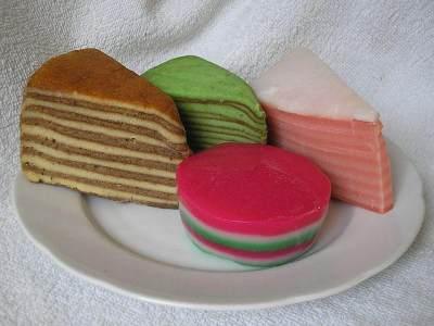 Cara Membuat Kue Lapis Sederhana dan Cepat