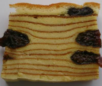 Cara Membuat Kue Lapis Legit