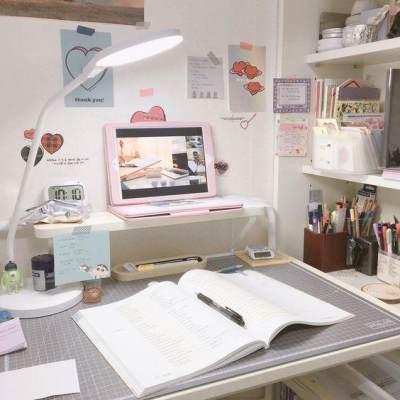 Bikin Anak Semangat Belajar dengan Desain Meja Belajar Sederhana untuk Rumah Minimalis