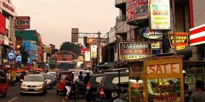 Kawasan Kuliner Jalan Sabang