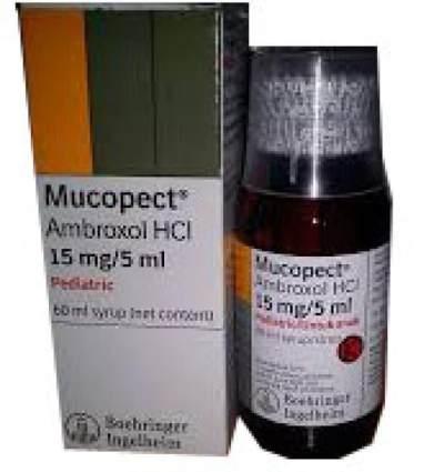 Mucopect Sirup