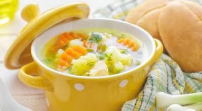 Sup Bola-Bola Ayam (Resep Makanan Pendamping ASI Usia 9 Bulan)