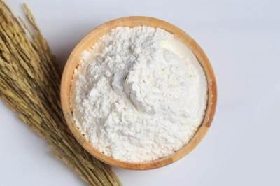 Memutihkan Wajah dengan Tepung Beras