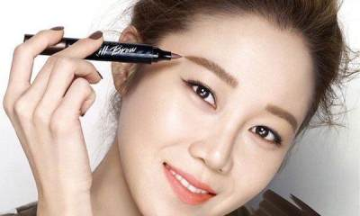 4.  Make Up ala Korea Step by Step