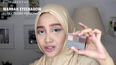 5. Make Up ala Korea dengan Wardah