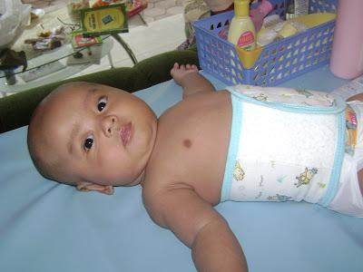 Gurita Bayi Modern