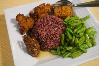 1. Nasi Kalong Bandung