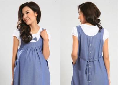 Direkomendasikan Para Artis, Berikut Ini Toko Baju Hamil Stylish Buat Moms!