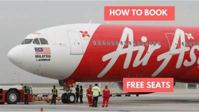 5. Cara Mendapatkan Kursi Gratis Airasia