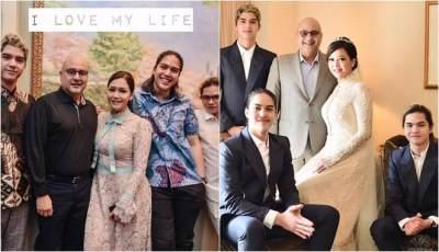 Kebahagiaan Pernikahan Maia Estianty dan Irwan Mussry