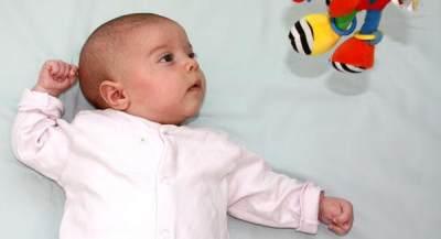 Bayi 2 Bulan, Bisa Apa Saja?