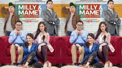 """Film Terbaru Indonesia yang Seru? Tonton """"Milly dan Mamet (Ini Bukan Cinta dan Rangga)"""""""