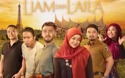 Film Terbaru Oktober, Liam dan Laila
