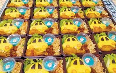 Kreasi Resep Nasi Kuning Unik dan Menarik untuk Bekal Si Kecil