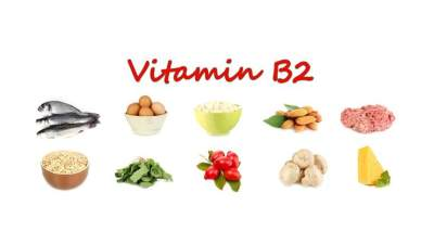 2. Manfaat Vitamin B2