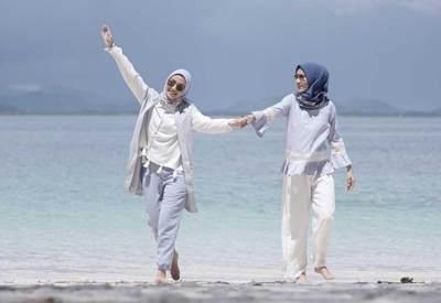 4. Outfit Hijab Kekinian