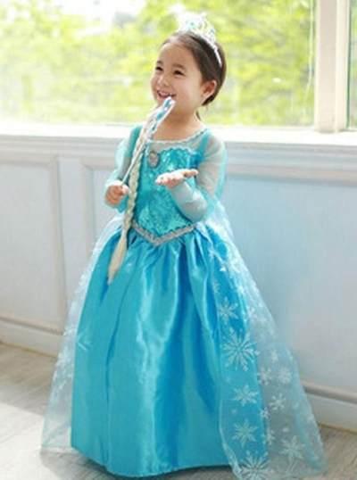 3. Model Baju Pesta Anak Perempuan Princess