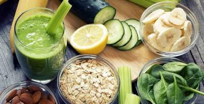 2. Makanan Untuk Diet Alami
