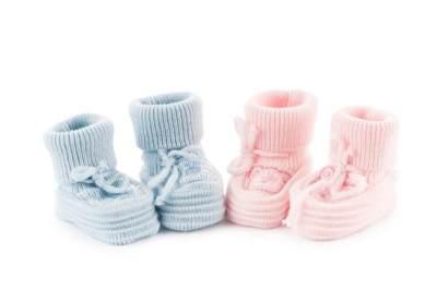 2. Sepatu  Bayi Perempuan