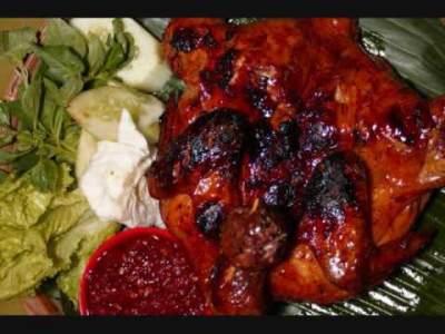 Resep Ayam Bakar Kalasan NCC