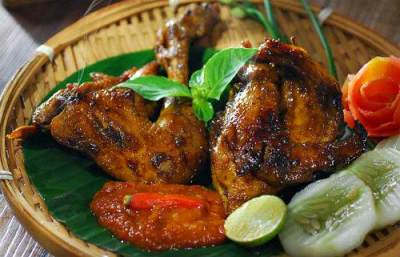 Resep Ayam Bakar Kalasan Mas Mono