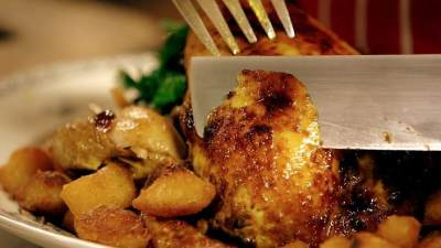 5. Ayam Panggang Oven Madu