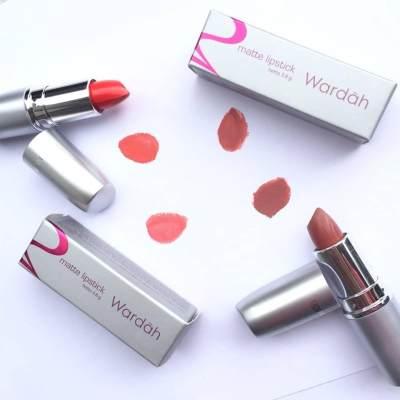 Wardah Matte Lipstik