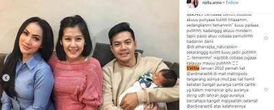 Ardina Rasti Berbagi Rahasia Agar Makin Cantik Setelah Lahiran, Begini Komentar Netizen!