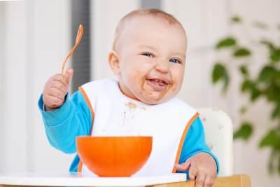 Perhatikan Jadwal Makan Bayi