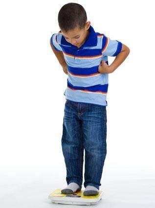 Menjaga Berat Badan Anak