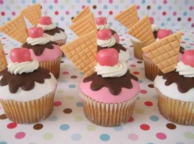 Bikin Pesta Ulang Tahun Si Kecil Lebih Meriah dengan Inspirasi Cup Cake Lucu Kekinian Ini!