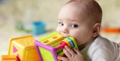 Permainan Bayi 3 Bulan