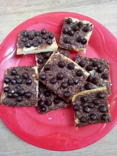 Roti Kering Cokelat