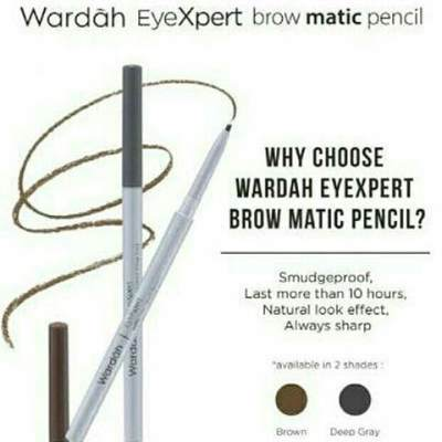 Wardah Eyebrow Matic Pencil