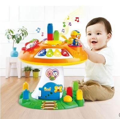 Permainan Bayi Usia 6-9 Bulan