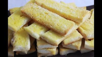 Yuk Bikin Sendiri Roti Kering Gula, Kue Sederhana Favorit Anak-Anak