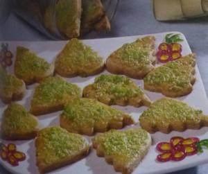 Resep Kue Kering Coklat Kacang Hijau Panggang